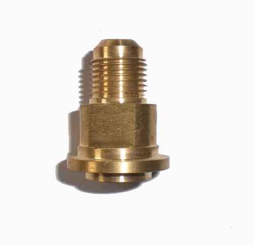 Lead-Free Brass Fitting